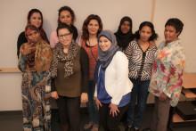 Kulturellt och språkligt stöd vid förlossning