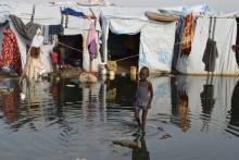 Kolera hotar flyktingars liv i Sydsudan
