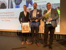 Vinner av Natursteinprisen 2019