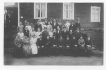 Friluftsgudstjänst i Gammelbo med gamla anor
