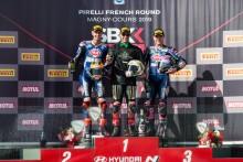 スーパーバイク世界選手権 SBK Rd.11 9月28-29日 フランス