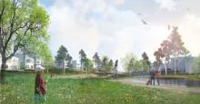 Södra Gunsta byggs ut med 1500 bostäder