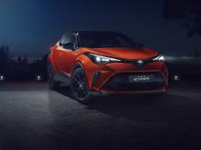 Nye Toyota C-HR