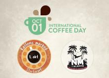 Den Internasjonale Kaffedagen 1. oktober