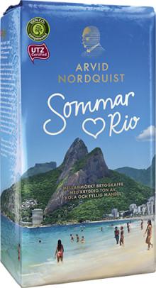 Årets sommarkaffe bjuder med oss till OS i Rio