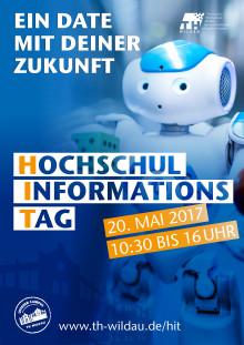 Hochschulinformationstag für Studieninteressierte und die ganze Familie am 20. Mai 2017 an der Technische Hochschule Wildau