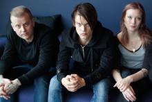 Här är bandmedlemmarna i Green Days rockmusikal American Idiot