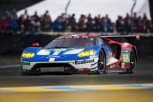 Z Le Mans přímo do Goodwoodu: v čele vozů Ford Performance představovaných na Festivalu rychlosti stojí závodní Ford GT