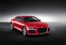 Världspremiär på CES i Las Vegas: Audi Sport quattro laserlight concept