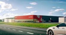Castellum uppför ny Kia-anläggning för Hedin Bil Göteborg