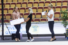 Johanna Bonow - Årets Gymnastikledare