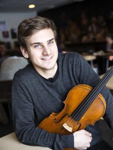 Symfonikonsert med Musikhögskolans Symfoniorkester från Malmö
