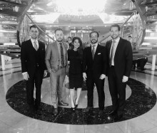 Uproar Vision Celebrates Achievements with Rising Star Event Aboard London Yacht