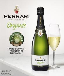 NYHET - Ward Wines ny importör av vinhuset Ferrari