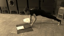 Nu kan du också få tvättbräda i tvättstugan - övning 10