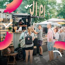 Matsvinnsfestival, japanska nudelrätter och nya food trucks på Malmöfestivalen!