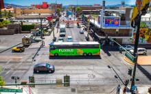 FlixBus på offensiven i USA:  Förbereder expansion till New York och Texas