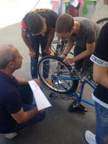 Cykelköket – en mötesplats där cyklar får nytt liv