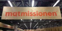 Findus arbetar för minskat matsvinn – donerar mat till Stadsmissionens Matcentral