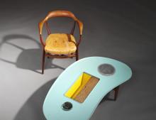 Tid til at drømme – unikt sofabord af Finn Juhl