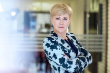 Ny administrerende direktør for Europæiske ERV i Danmark og Sverige.