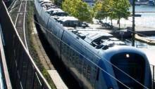 Väg och järnväg i fokus på Stora transportdagen 2014