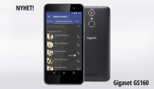 Gigaset lanserar smartphone för företagsmarknaden