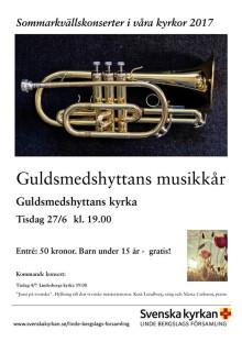 Mycket musik i sommar i Lindesbergs kyrkor