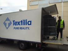 Textilia gör skillnad för människor i flykt
