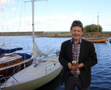 GULDÄPPLET 2015 – Kimmo Rumpunen hyllades för en aldrig sinande entusiasm