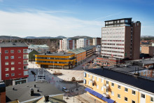 Landets tionde bästa företagsklimat finns i Boden