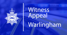 Witnesses sought following rape in Warlingham on 25 May