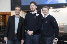 Arctic Group erbjuder IT-studenter  ny väg in på företaget