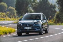Fem stjärnor för nya SEAT Tarraco i Euro NCAP