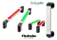 Handtag med LED-belysning från Rohde