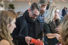 Designstuderende skridtede fremtidens sko af i Tønder