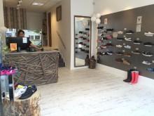 Skobutik med barfotakänsla öppnar i Göteborg