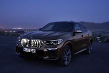 Den nye BMW X6