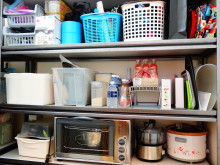 A Professional Organizer's Theory of Contraints