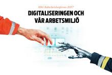 Digitaliseringen och vår arbetsmiljö - Programmet släppt för SSG Säkerhetskonferens 2017