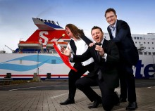 Cruise into first class entertainment with Stena Line