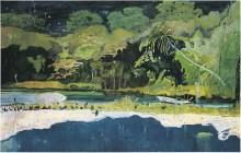 Vårens stora utställning på Louisiana med Peter Doig