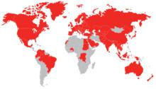 Idag öppnar Creditsafe 72 nya länder online. Utlandsupplysningar med direktåtkomst!