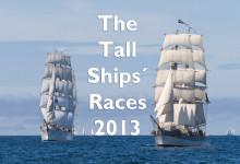 Tre Kronor ställer upp i The Tall Ships´ Races i Östersjön