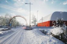 Utveckling av Arena Norrstrand