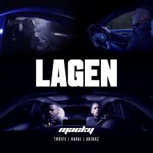 """Macky släpper tredje singeln """"Lagen"""" feat. Thrife, Haval och Abidaz"""