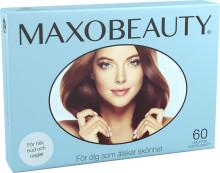 Nu lanseras Maxobeauty - ett kosttillskott för dig som älskar skönhet