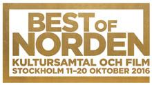 Best of Norden - Nordens bästa filmer och spännande samtal i  Stockholm