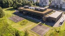 Månedens bygg i mars 2017: Granstangen skole  - Backe Prosjekt