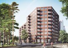 TL Bygg skriver avtal med SKB avseende uppförande av bostäder i Uppsala